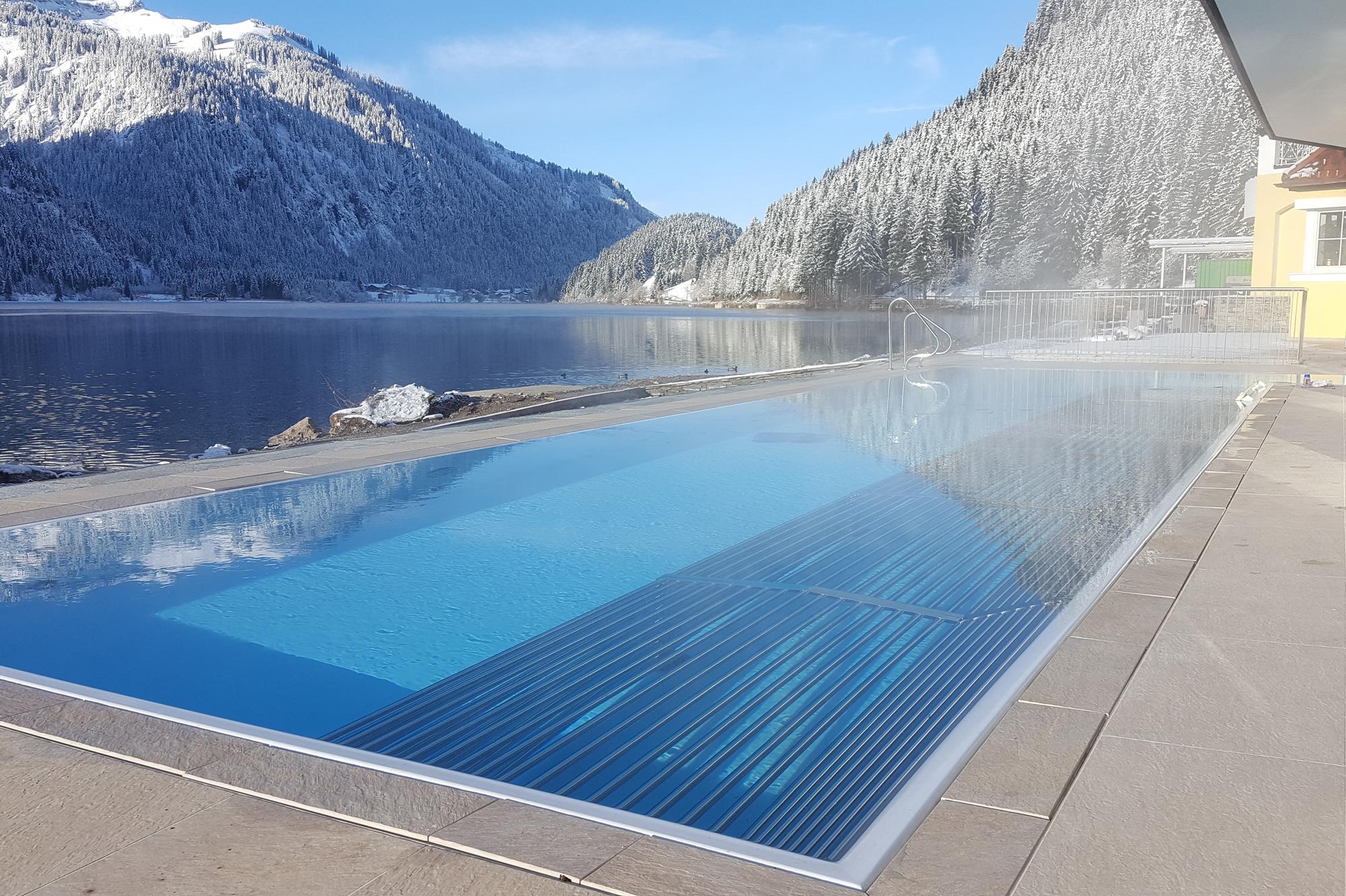 Hotel Schwimmbecken ferner von veltmann-pools
