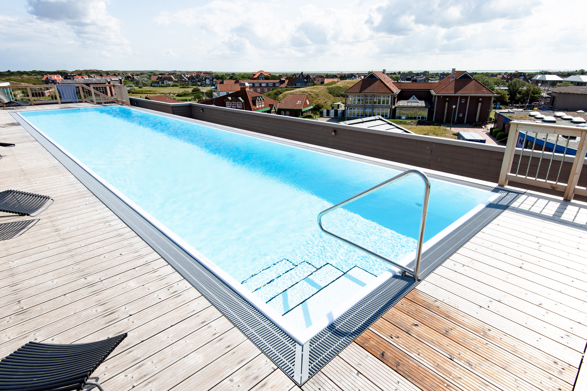 Veltmann Rooftop Pool